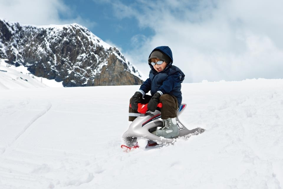 Детский зимний транспорт от Velozapchasti
