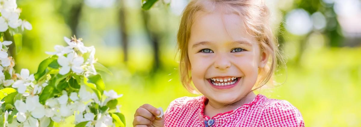 Бэйби Смайл - лучезарные улыбки наших детей